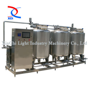 Split Type CIP Cleaning System