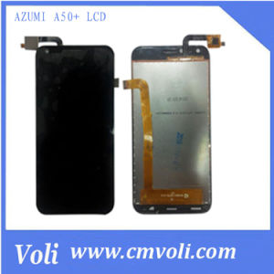 Wholesale Mobile Phone LCD Display for Azumi A50c pictures & photos