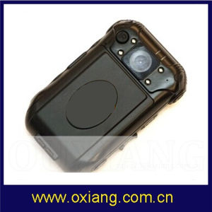 Mini Police Body Worn Video Cameras DVR Support Dual Cameras pictures & photos