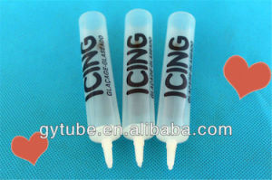 Clear Cosmetic Tube with Needle Nose Nozzle pictures & photos