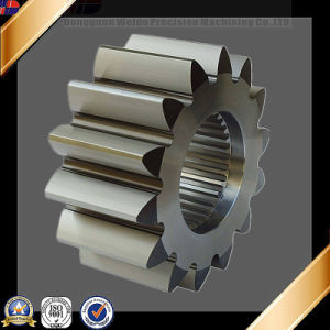 Titanium Aluminum Stainless Steel Brass Copper CNC Machining Parts Mechanical Parts pictures & photos