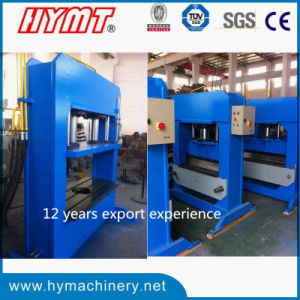HPB-100/1010 hydraulic type steel plate folding machine pictures & photos