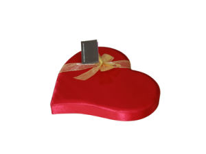 Heart Shape Paper Chocolate Packing Boxes pictures & photos