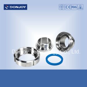 Stainless Steel Union of Round Nut pictures & photos