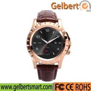 Gelbert Waterproof Healthy Bluetooth Heart Rate Monitor Smart Watch pictures & photos