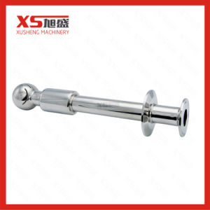 Stainless Steel Ss304 Tri Clamp Self Rotating Spray Ball pictures & photos