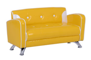 Hotel Kids Furniture PVC Leather Design pictures & photos