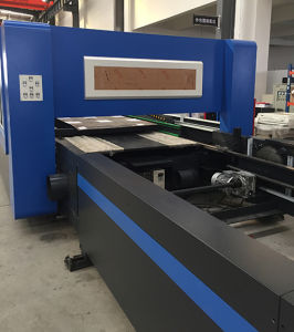 YAG Laser Cutting Machine for Aluminum/Brass Sheet (TQL-LCY620-2513) pictures & photos