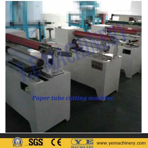 Automatic Paper Core Paper Tube Cutting Machine (ZGJ-500) pictures & photos