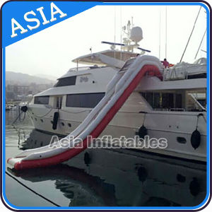 Freestyle Cruiser Floating Inflatable Yacht Water Slide pictures & photos