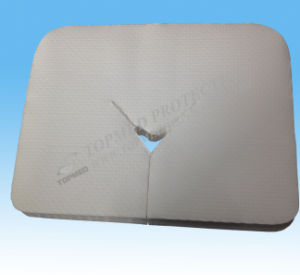 Physiotherapy Paper Spunlace Face Rest Cover Dispsoable Face Cover pictures & photos