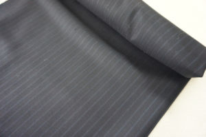 Wool Fabric Tweed Streak Suiting Fabric pictures & photos