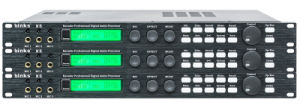 5.1 Channel KTV Digital Karaoke Pre-Amplifier Processor pictures & photos