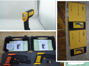 Non-Contact Infrared Thermometer (Smart Sensor) pictures & photos