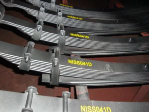 Japan Vehicle Leaf Spring