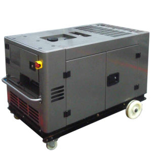 10kVA Silent Diesel Generator Soundproof Type Cheap Price Changchai Engine Diesel