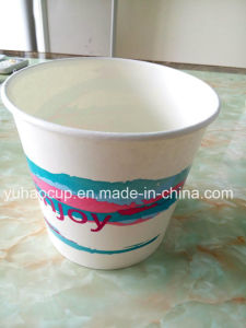 Custom Food Bucket, Ice Cream Cup (YH-L304) pictures & photos