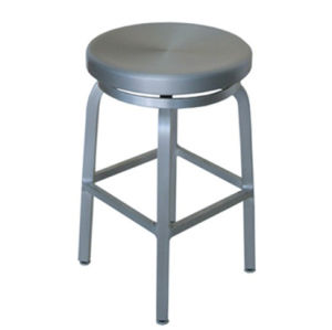 Rotatable Aluminum/Alloy Counter/Dining Stools (DC-06126B) pictures & photos