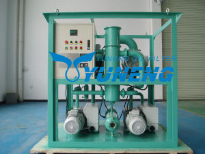 Two Stage Vacuum High Pumping Speed Vacuum Drying Equipment for Power Transformer Station pictures & photos