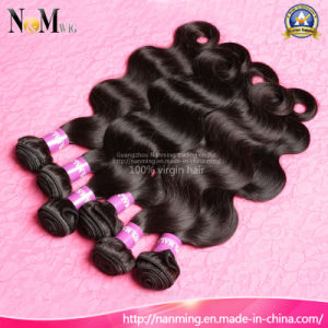 Guangzhou Suppliers Wholesale Products Malaysian Remy Human Hair (QB-MVRH-BW) pictures & photos