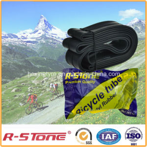 High Quality Butyl Bicycle Inner Tube 26X2.125 pictures & photos