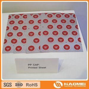 aluminium printed sheet 8011 pictures & photos