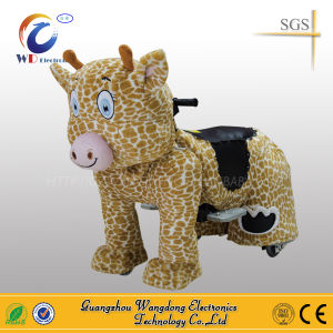Amusement Park Pets Animal Rides Chargeable Walking Rides pictures & photos