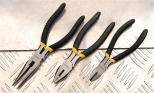 Hand Tools 6 1/2′′ High Carbon Steel Fishing Pliers OEM pictures & photos