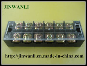 Tb-4506 45A 6 Pins Fixed Terminal Block pictures & photos