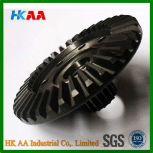 Precision Aluminum / Stainless Steel Die Casting Straight Bevel Gear pictures & photos
