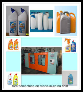 Shampoo Bottle Cleaning Bottles Extrusion Blow Moulding Machine pictures & photos