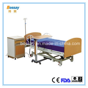Extra Low USA FDA Approval Nursing Home Bed pictures & photos