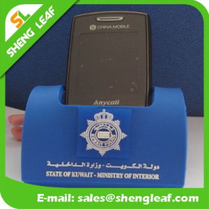 OEM Brand Business Gift Soft PVC Car Mobile Phone Holder pictures & photos