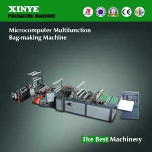 Xinye Microcomputer Multifunction Bag Making Machine pictures & photos
