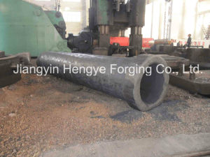Hot Forged Alloy Steel Pipe Die of Material 21crmo10
