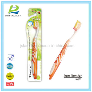 Adult Massage Tooth Brush with Tongue Cleaner pictures & photos