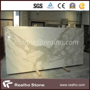 Natural Arabescato Corchia White Marble Stone Big Slab for Floor