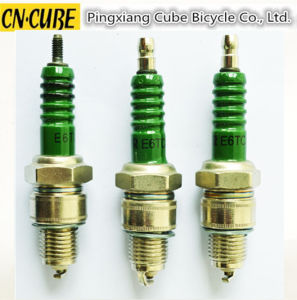 High Quality Motor Cycle Auto Parts Spark Plug pictures & photos