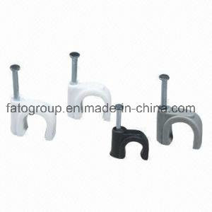 Round Cable Clips (FT) pictures & photos