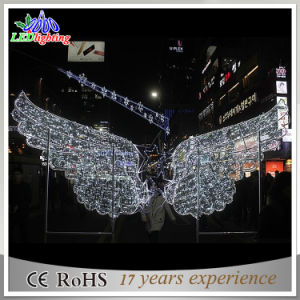 Popular City Landscape LED Christmas Heart Outdoor Decoration Light pictures & photos