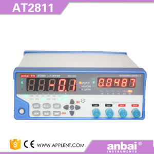 Digital Lcr Meter with 3V RMS and 1V RMS (AT2811) pictures & photos
