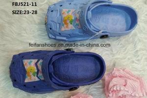 Children Garden Shoes Slipper Shoes Sandal Shoes Beach Shoes (FBJ521-11) pictures & photos