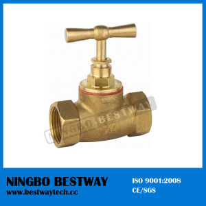 Brass Stop Cock Valve Fast Supplier (BW-S02) pictures & photos