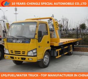 Isuzu 4X2 Road Wrecker Truck pictures & photos