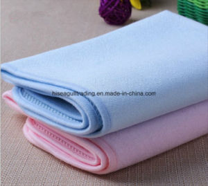 Diaper Pad Made of Bamboo Terry+TPU+3D Mesh Fabric Three Layers Laminated pictures & photos