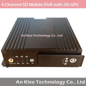 School Bus DVR Recorder with 3G 4G Live Video & GPS