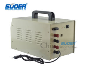 Suoer 230V 12V 24A 500W Solar Home System Power Generator Inverter (ST-D01S) pictures & photos