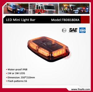 Oval LED Mini Emergency Light Bar (TBD8180XA) pictures & photos