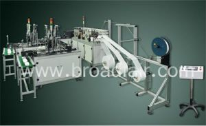 Full Automation Face Mask Making Machine Bf-10112