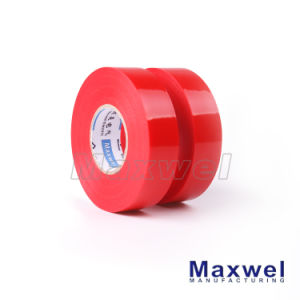 Pressure Sensitive Adhesive Type and Rubber Adhesive Vinyl Application Tape pictures & photos